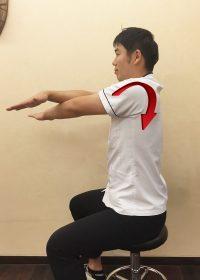 【肩こり解消】 肩甲骨をまわす 整体ストレッチ